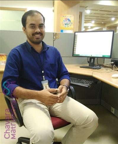 Niranam Diocese Matrimony Grooms user ID: nishin9947