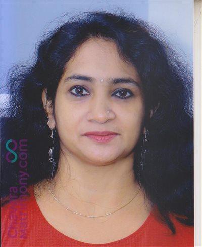 Beautician Matrimony Bride user ID: CAGY456835