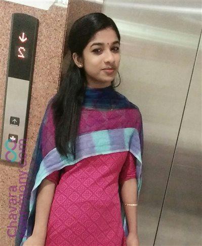 Qatar Matrimony Bride user ID: Anjaly754