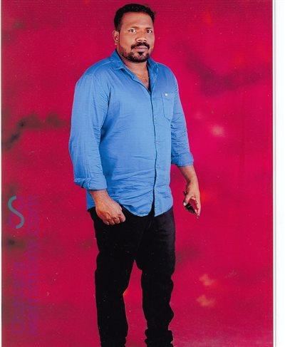 Thrissur Matrimony  Groom user ID: XCHA37814