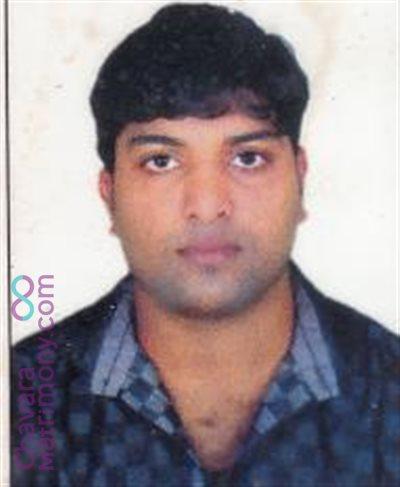 Thrissur Matrimony  Groom user ID: TTCR1395