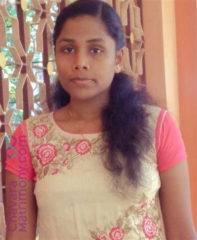 Alleppey Matrimony Bride user ID: monishashaji