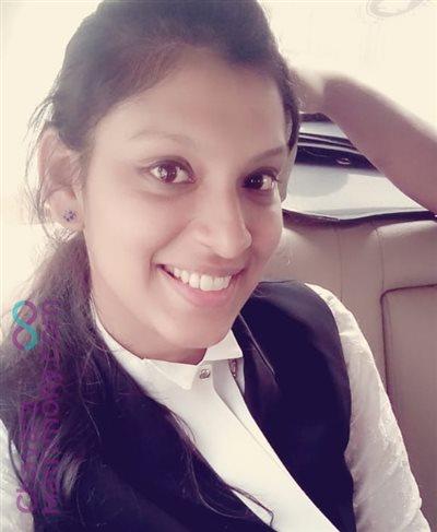 Lawyer & Legal Professional Matrimony Bride user ID: benisha123