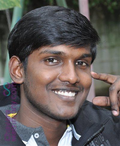 Tamilnadu Matrimony Grooms user ID: CBGR456335