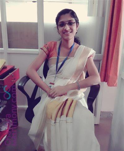 Administrative Professional Matrimony Bride user ID: joseenap