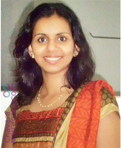 Administrative Professional Matrimony Bride user ID: CTPA456780