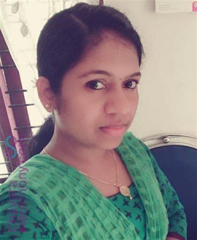 Ernakulam Matrimony Bride user ID: CEKM457761