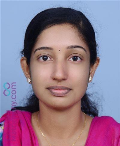 Changanacherry Archdiocese Bride user ID: CKTM345143