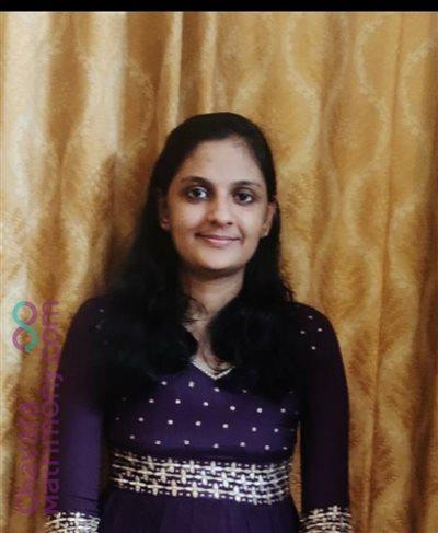 Software Professional Matrimony  Bride user ID: CPLA460249