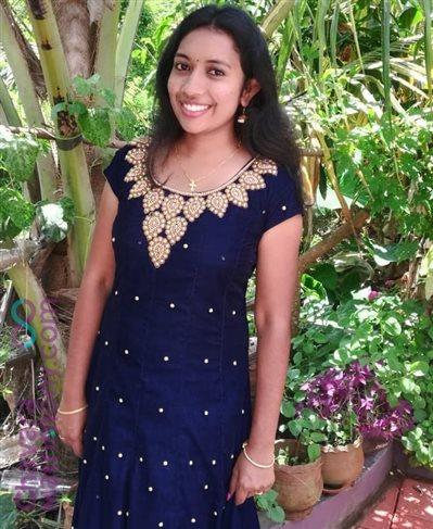 Wayanad Matrimony  Bride user ID: arsaakhila0712