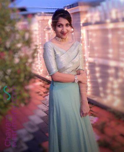 Chartered Accountant Matrimony  Bride user ID: anjanajoji