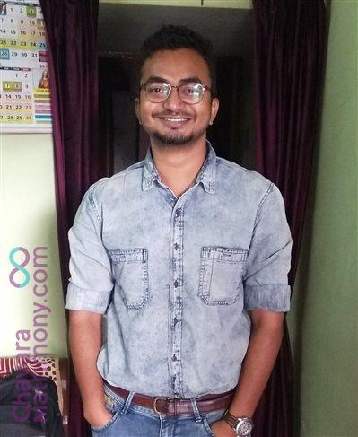 Delhi Matrimony  Groom user ID: CDEL456260