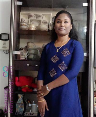 Changanacherry Matrimony  Bride user ID: CCHY234704