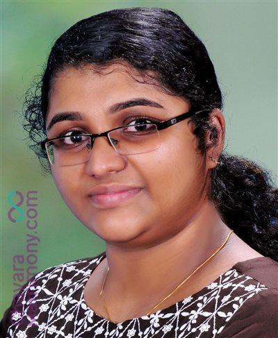 Changanacherry Bride user ID: CCHY458338
