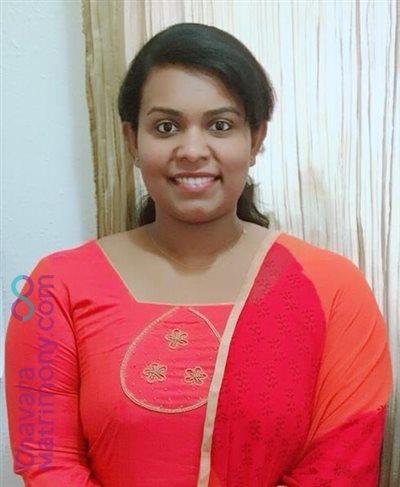 Knanaya Jacobite Matrimony  Bride user ID: reveenpadiyara