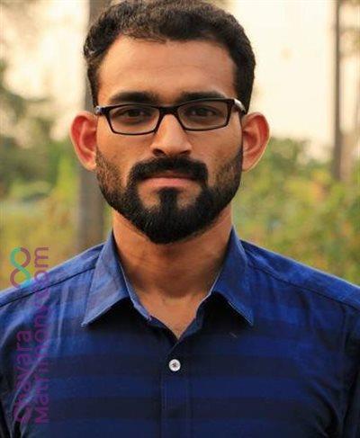 Knanaya Catholic Matrimony  Groom user ID: abrahamdipin34