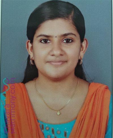 Pala Diocese Matrimony  Bride user ID: CKVD456475