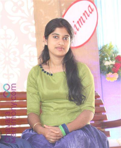 Wayanad Matrimony  Bride user ID: Anumathew399