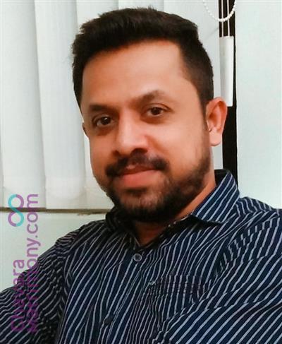 Anglo Indian Groom user ID: NiftonCoelho