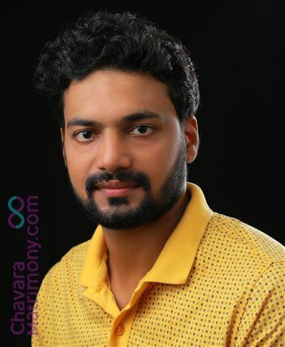 Changanacherry Matrimony  Groom user ID: jibinbaby1990