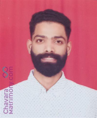 Thrissur Matrimony  Groom user ID: CCKY456936