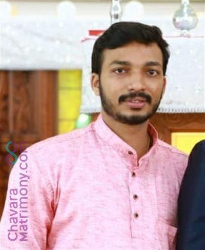 Thrissur Matrimony  Groom user ID: CTCR458385