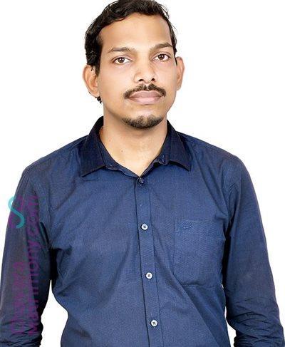 thrissur Groom user ID: XCHA38695