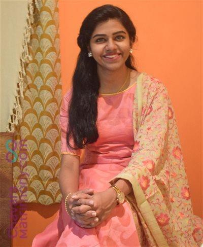 Tamilnadu Matrimony  Bride user ID: CCBE456278