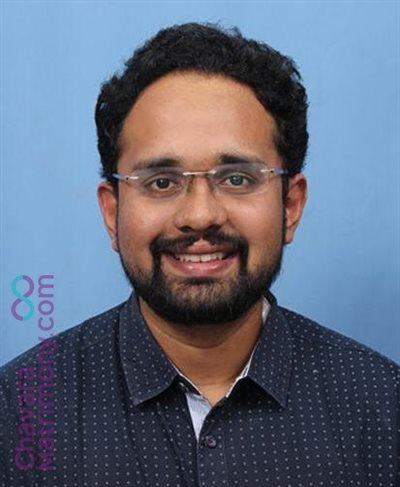 Kothamangalam Diocese Matrimony  Groom user ID: CKGM234357