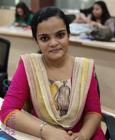 Kottayam Matrimony  Bride user ID: mjathi95