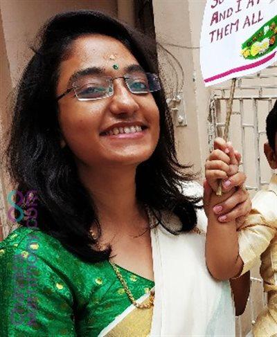 Delhi NCR Matrimony  Bride user ID: CDEL456323