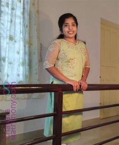 Thrissur Bride user ID: CTCR458569