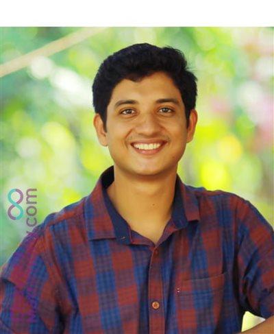 Changanacherry Archdiocese Matrimony  Groom user ID: sebin46