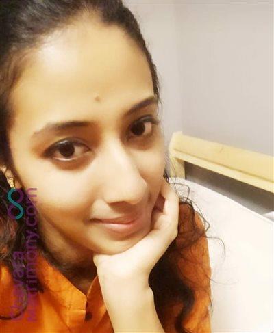 Kasaragod Matrimony  Bride user ID: Deepa01