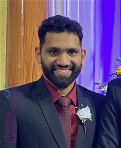 Shamshabad Diocese Matrimony  Groom user ID: Justinkottoli