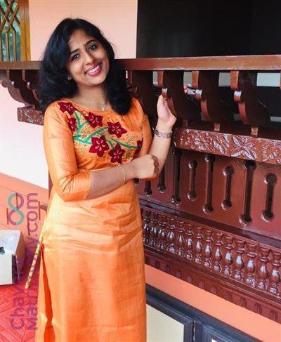 Pathanamthitta Matrimony  Bride user ID: CKPY234597