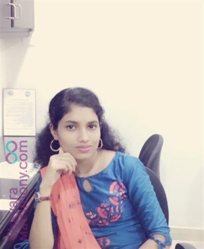 Kottayam Matrimony  Bride user ID: Twinkles