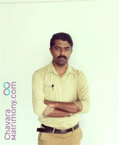 Banking Service Professional Matrimony  Groom user ID: Jibin161190