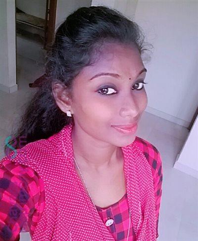 Idukki Matrimony  Bride user ID: Ajitha5457
