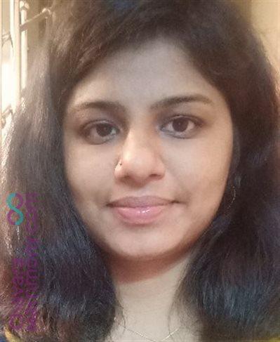 Syro Malankara Catholic Matrimony  Bride user ID: CCLT235061