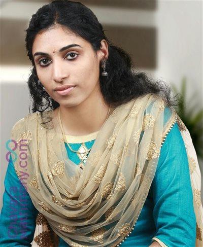 Kozhikode Diocese Matrimony  Bride user ID: SALNA