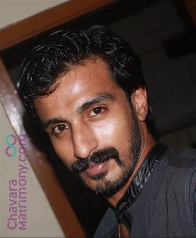 Pavaratty Matrimony  Groom user ID: TPTY1219