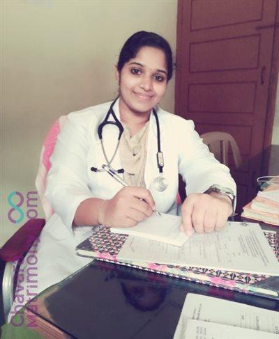 Ayurvedic Doctor Bride user ID: liyaabraham123