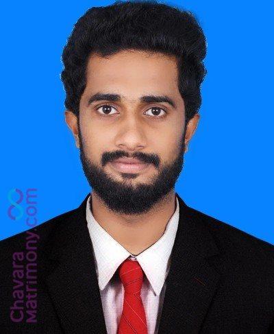 Chengannur-Mavelikara Diocese Groom user ID: sanjohncheiyan