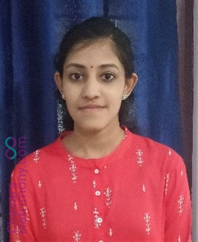 Thrissur Matrimony  Bride user ID: CTCR235327