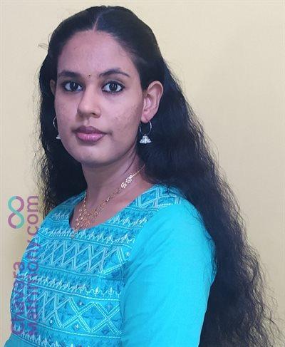 Palakkad Matrimony  Bride user ID: CPKD456465