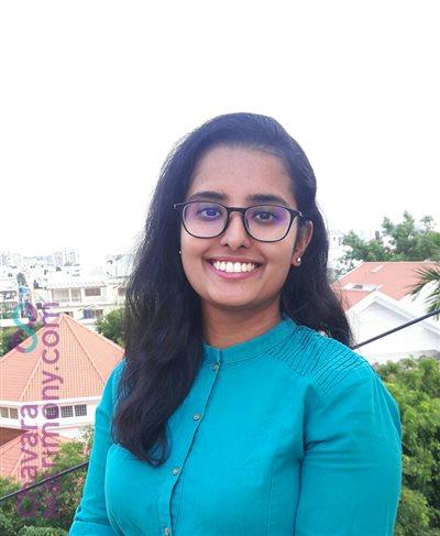 Trivandrum Matrimony  Bride user ID: aneetageorge995