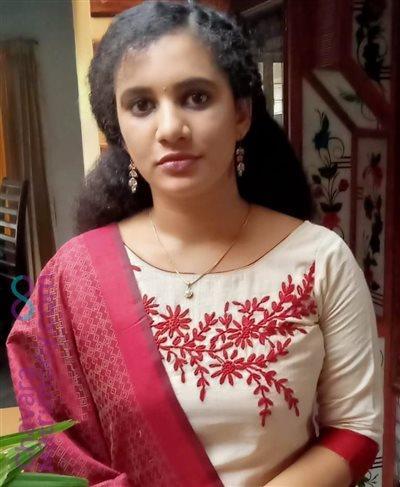 Thrissur Diocese Bride user ID: Vismaya123