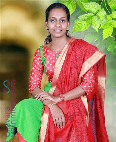 Education Professional Matrimony  Bride user ID: CKNR234642