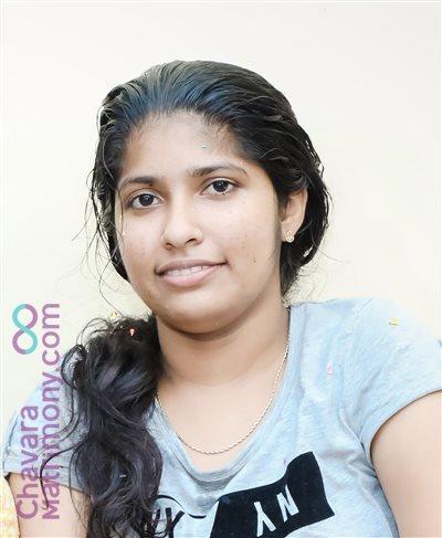 Brahmavar Diocese Matrimony  Bride user ID: STEFFY1998